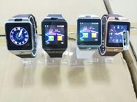 Montre de fitness de santé à puce Prix-DHL Free 2016 Bluetooth Smart Watch Montres-bracelets avec fente pour carte SIM et Santé Watchs pour Android Samsung et IOS Apple iphone Smartphone
