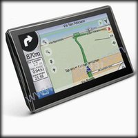 best gps navigator for car - by dhl or ems pieces inch Car GPS Navigator FM GB DDR128M best gps for Navitel Russia Belarus europe map Israel WINCE