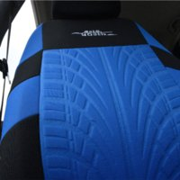 Wholesale AUTOYOUTH Tire Track Detail Style Polyester Car Seat Cover Universal Fit Most Car Covers Car Seat Protector Seat Covers Colour