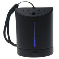Wholesale Mini Portable Travel USB Rechargeable Ionic Air Purifier Ionizer Personal Necklace