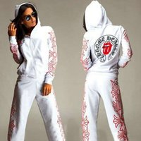 sexy tracksuit - Newest Women Sexy Tracksuits Piece Set Style Woman Clothes Tracksuit Sets Classic Sportswear Fashion Brand Hoodies Jogging Sports Suit