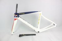 bicycle frame test - 2016 new full carbon road bike frame T1000 bicycle bike matte glossy finishing test v speed groupset internal cable carbon road frame