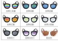 best bicycle mirrors - Full Frame Flash Mirror Sunglasses for Men Women Retro Mercury Bicycle Sports Sunglass Best Quality DHL mn1