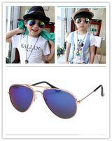 baby uv protection - New Fashion Children s Sunglasses Kids Sunglasses UV Protection Baby Sunglasses Glasses Men And Women Children s Glasses