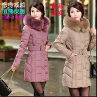 Wholesale Winter Jacket Women Winter Coat Women Parkas Luxury Fur Coat Plus size Cotton Padded Down Coats Women Wadded Jackets