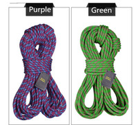 Wholesale Outdoor Power Shengdeng mountain climbing rope climbing rope safety rope altitude Dengsheng Insurance rope fall protection equipment