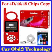 baby update - 2016 New V6 Handy Baby Hand held Car Key Copy Auto Key Programmer for D Chips CBAY Chip Programmer Update Ver KEY PRO III