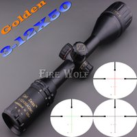 Wholesale 2016 NEW DHL Carl Zeiss Golden Markings X50 Illuminated Riflescopes for Hunting Scope mm