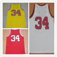 bias s - 2016 New Arrival Leonard Kevin Bias Basketball Jersey Red White Yellow Men s Basketball Jerseys Size S XXL mixed orders