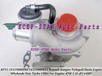 Wholesale KP35 Turbo Tubrine Turbocharger For Renault Kangoo II Twingo II Dacia Logan K9K L dCi