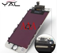 bar parts kit - good quality iphone repair parts lcd digitizer touch for iphone plus mobile phone screen replacement kit Grade AAAA LCD with frame