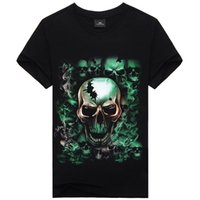 Wholesale 2016 New Arrivals Men s Cool d Motorhead Print T shirt High Quality Short Sleeve Cotton T shirt Fashion Summer Tops