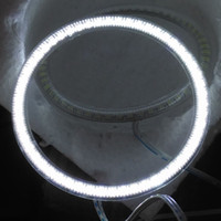 angle eyes headlight - High brightness high quality car led angle eyes mm led xenon white V led car light for headlight