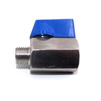 ball valves manufacturer - Water Oil Gas Stainless Steel SS304One Piece quot NPT Male Female Mini Ball Valve Manufacturers selling quality are of good quality