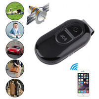 Wholesale New NEW Car Vehicle GPS GSM GPRS Tracker SOS Alarm Real Time Tracking Locator High quality Hot Selling