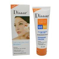Wholesale disaar sunscreen cream SPF moisturizing skin protect sunblock g face care prevents skin damage remove pigmention spots