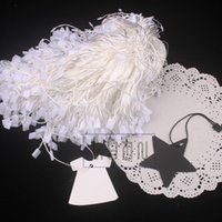 Wholesale 18 cm Black White New Brand Polyester Cloth Garment Gift Jewelry Strings Snap Button