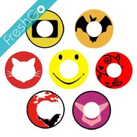 animals large eyes - Smiley Face Eyes Contact Lens GEASS Design Crazy Contacts Large Stock
