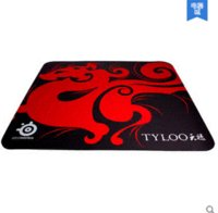 Wrist Rest for Keyboard Rubber ALLSOP Steelseries QcK+ Tyloo edition version Mouse pad Free Shipping! Gaming Mouse mat(OEM Limited Edition) pad lock