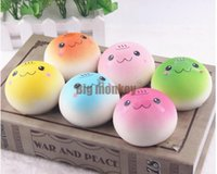 animal bakery - New cm cute Styles Sweet Bakery Scented Face Bread Bun Squishy Charm
