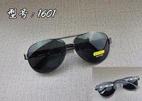 Wholesale Cheap sale fashion men polarizer factory direct personalized travel driver sunglasses box yurt UV sunglasses multicolor sample