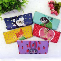bags pic - PrettyBaby Zootopia Stationery Set zootopia printed pencil bag a kinds of pic NEW ARRIVAL