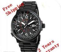 auto pilot - New Promaster NIGHTHAWK Quartz Movement Pilot Men s Wrist Watch BJ7019 E BJ7019 men s watch