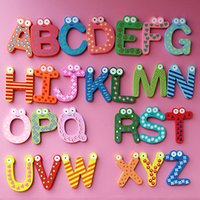 Wholesale 36PCs Alphanumeric Letters Bath Puzzle Soft Wood Numbers Kids Baby Toys New Early Educational Toy Tool Kids Toys Bath Toy