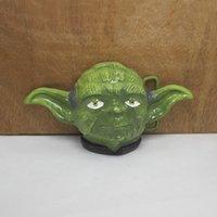 anakin skywalker vintage - Hot Movie Star Wars mask Belt Buckle The Phantom Menace Jedi Knight green Belt Buckles Vintage Mens Western Anakin Skywalker