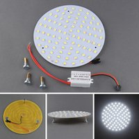 Wholesale 12W SMD LED White Magnetic Home Panel Ceiling Light Brightness Bulb High quality Durable Long life Serviceable