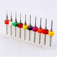 Wholesale High Quality PCB Print Circuit Board Carbide Micro Drill Bits Tool mm to mm