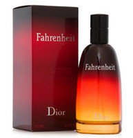 Wholesale 2016 high quality new Christmas gift fahrenheit Perfume for men ml with