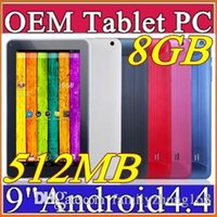 Wholesale 2016 CHEAP inch Quad Core camera core Android Tablet PC MB GB GHz Allwinner A33 Bluetooth Ebook Reader A PB