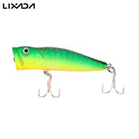 big mouth bass - Popper Fishing Lure cm g Big Mouth Bass Topwater Hard Bait Artificial Lures With Two Treble Hooks Fishing Tackle order lt no track