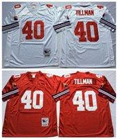 arizona rugby - 100 Stitiched Arizona jerseys Cardinals Pat Tillman Throwback for men jerseys