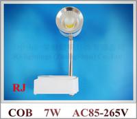 Cold White best railings - Epistar chip LED rail spot lamp light tracking light spotlight Entertainment lightings W AC85 V new technology best price