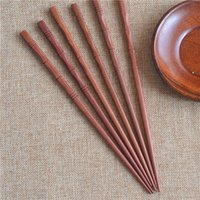bamboo household products - New Products Creative Japanese style Tip Bamboo chopsticks Household chopsticks natural Chopsticks