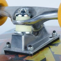 Wholesale Winmax Chinese Maple Flip Double Kick Concave Heat Transfer Patten Skateboard Deck