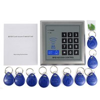 access quality - High Quality RFID Proximity Entry Door Access Control System KHz Key Fobs For Home Security F1601D