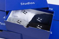 Wholesale 4 Pairs box High quality ACNE Studios Winter Sports Unisex Cotton Socks Boxes DHL
