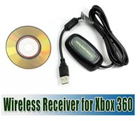 Wholesale PC USB Gaming Receiver For Xbox PC Windows Slim Wireless Controller Pad Game Accessory