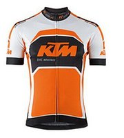Wholesale Online KTM Tour de France Racing Bike Cycling Clothing Cycle Cycling Jersey Breathable Mountain Bicycle Sportswear Roupa Ciclismo