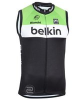 belkin pro - Cheap belkin Pro Cycling Jersey Road Bicycle Clothing Vest Sleeveless Breathable Quick Dry Mountain Bike Jerseys Ropa Ciclismo