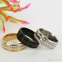 amazon model - European And American Trade Diamond Couple Rings Diamond Ring Was Filled With Stainless Steel Point Amazon Burst Models Diamond Ring