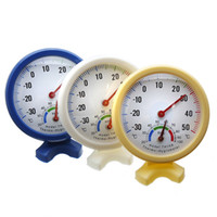 Wholesale New Hot Sale Mini Indoor Outdoor Wet Hygrometer Humidity Thermometer Temp Temperature Meter High Quality