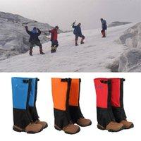 Wholesale Pair Outdoor Waterproof Durable Mountaineering Snow Cover Foot Sleeve