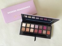 Wholesale Cheapest ABH Modern Renaissance Eye Shadow Palette Colors Professional eyeshadow Palette