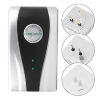 Wholesale UK EU AU US Plug kw kw home Power Electricity Saving Box V V Energy Saver home power savers