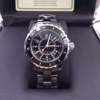 Precio de Cerámica blanca reloj de pulsera-2016 Relojes de cuarzo de alta calidad de la señora White Ceramic Watches de la marca de fábrica del nuevo vendedor caliente para las mujeres Relojes exquisitos de las mujeres de la manera