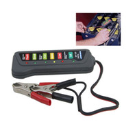 alternator truck - Tirol Volt LED Battery and Alternator Tester For Cars and Trucks hot